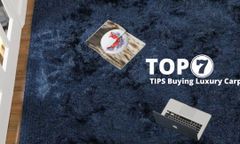 Top 7 tips for buying a luxury carpet