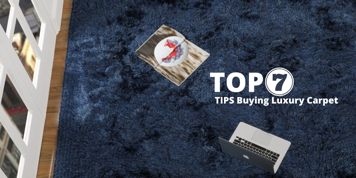 Read more about the article Top 7 tips for buying a luxury carpet