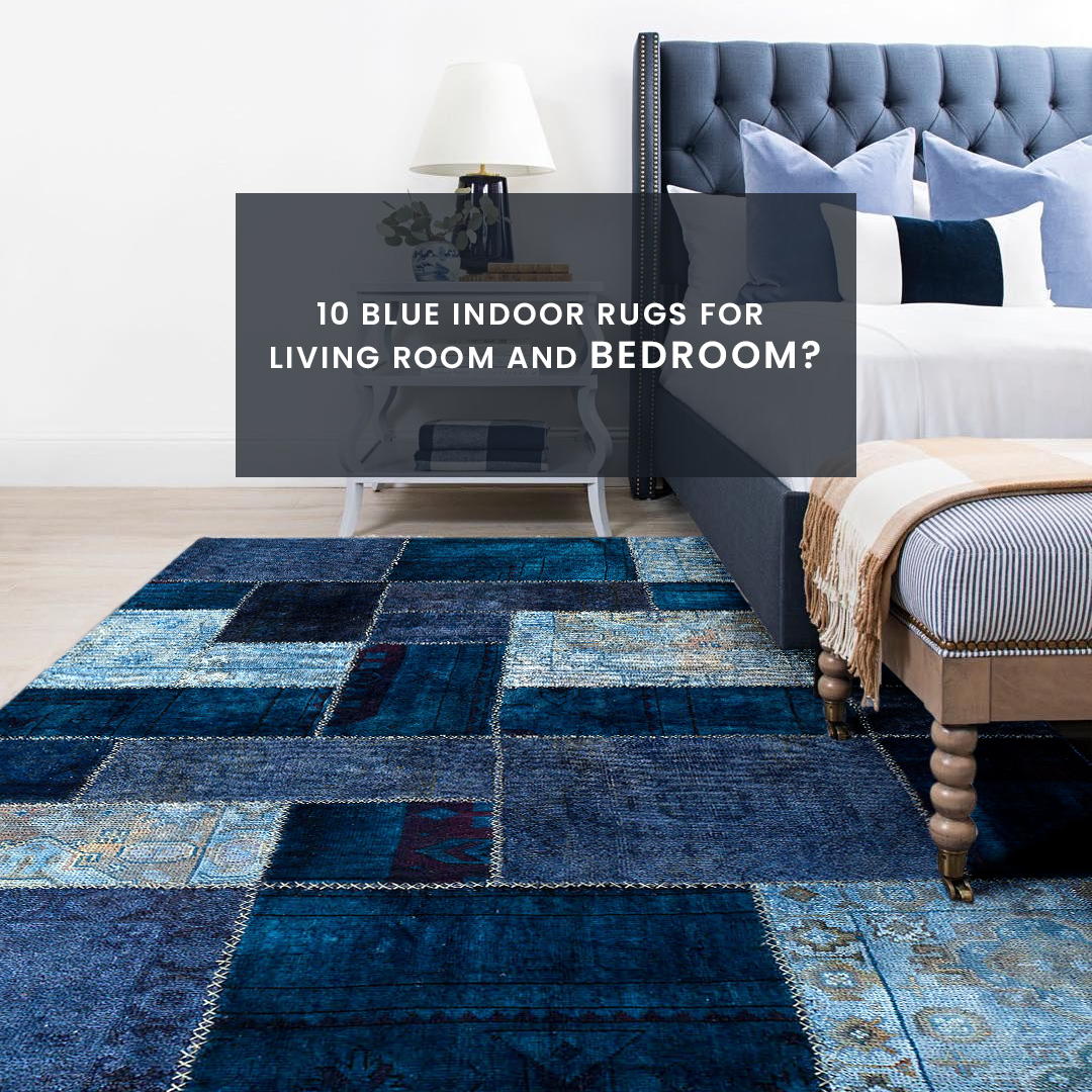 Read more about the article Top 6 Blue Indoor Area Rugs for Living Room and Bedroom